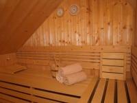 Dampfsauna bzw. Finnische Sauna