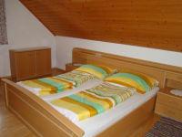 Wohnung Traunstein Schlafzimmer