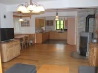 Wohnung Ebensee Küche / Essbreich
