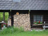 Hütte in der Hetzau