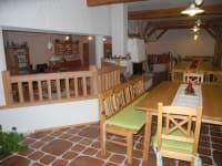 Aufenhaltsraum mit Gästeküche