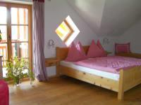 Schlafbereich Wohnung Traunstein