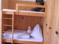 Kinderstockbett Ferienwohnung Kasberg