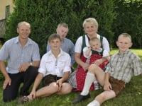 Familie Gillesberger