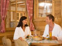 Kulinarischer Genuss in der Wellness-Alm