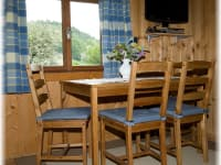 Gemültliche Sitzgelegenheit mit Seeblick