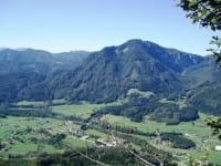 Ausblick vom Grünauberg