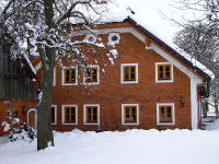 Vitalhof im Winter