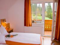 Schlafzimmer Bären Alm