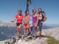 Gipfeltour Schrocken