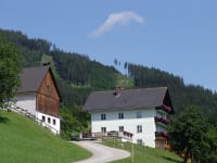 Bruderhof in Hinterstoder