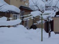 Winterstimmung vorm Haus