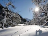 beeindruckende Winterlandschaft