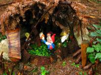 Der Zwergerlwald - Unser Spielplatz im Wald