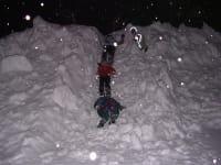 Abenteuer im Schnee Ferienhof Hotz