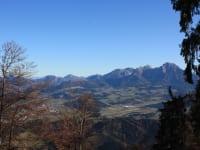 Frühlings-Panorama vom Hausberg