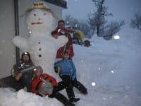 Schnee-Action-Gaudi!