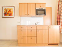 In allen unserer Zimmer ist eine kleine Küchenzeile vorhanden.