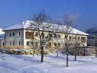Großreithner-Hof im Winter
