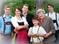 Ihre Gastgeber - Familie Stockinger