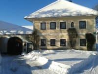 Bauernhof Simader im Winter 2017