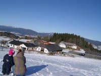 Wittinghof - am Horizont der Hochficht