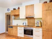Küche Damhirschblick