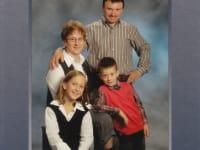 Max,Christine, Susanne und Andreas Kainberger