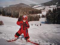 Skifahren wie die Großen