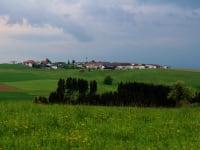 Aussicht nach St.Ulrich