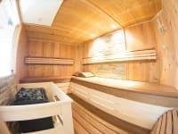 finnische Sauna