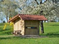 Bienenhütte