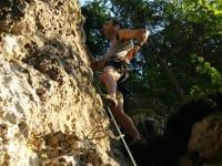 Klettermöglichkeiten ohne Ende