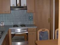 Küche Ferienwohnung NP Gesäuse