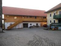 Ferienhaus und Bauernhaus