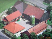 Luftbild unseres Hofes