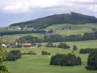 Blick auf Oberhofen