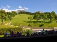 FeWo1 Aussicht Balkon
