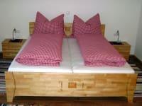 Schlafzimmer 1 - Ferienwohnung