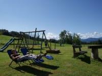 Spielplatz m. Panorama