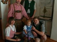 Ihre Vermieterfamilie vom Wiesbachgut