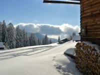 Ideal für Tourengeher, Schneeschuhwanderer und Winterliebhaber