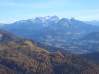 Ausflugsziel Trattbergalmen