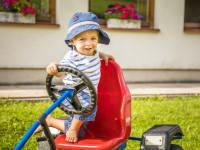 Go Karts für kleine Rennfahrer