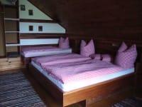 Giebelschlafzimmer