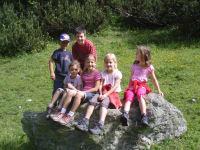 Wandern mit den Kindern