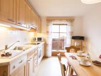 Biohof Maurachgut - Appartement Talblick - Küche