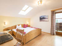 Biohof Maurachgut - Appartement Talblick - Schlafzimmer