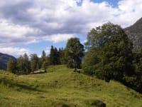 Naturbelassene Landschaft zum Erholen und Entspannen