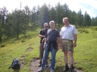 Hikes on Lackenkogel